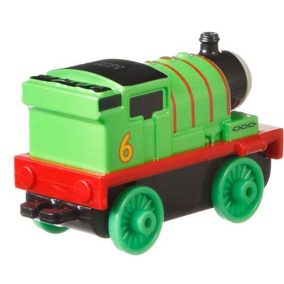 Thomas Locomotiva Metalica Percy Conectori Plastic 2
