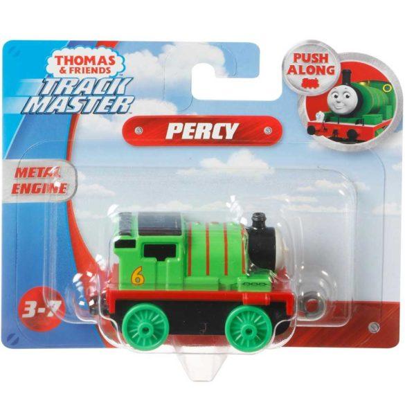 Thomas Locomotiva Metalica Percy Conectori Plastic 4