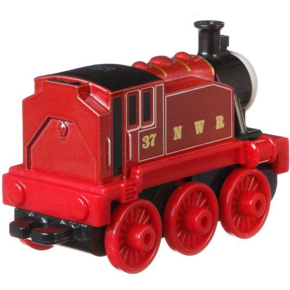 Thomas Locomotiva Metalica Rosie Conectori Plastic 3