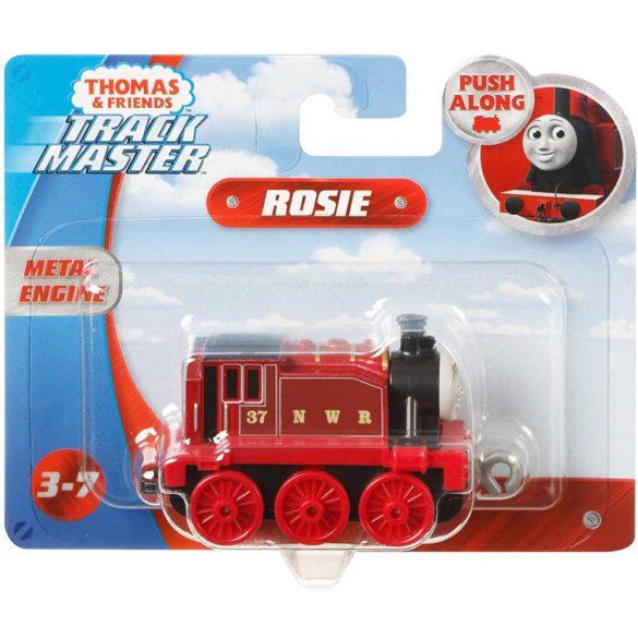 Thomas Locomotiva Metalica Rosie Conectori Plastic 4
