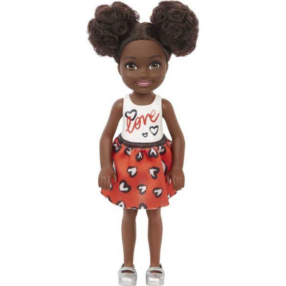 Barbie Club Chelsea Papusa AA cu Top Alb 5