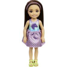 Barbie Club Chelsea Papusa cu Model Unicorn 1