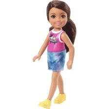 Barbie Club Chelsea Papusa cu Skate si Catelus 1