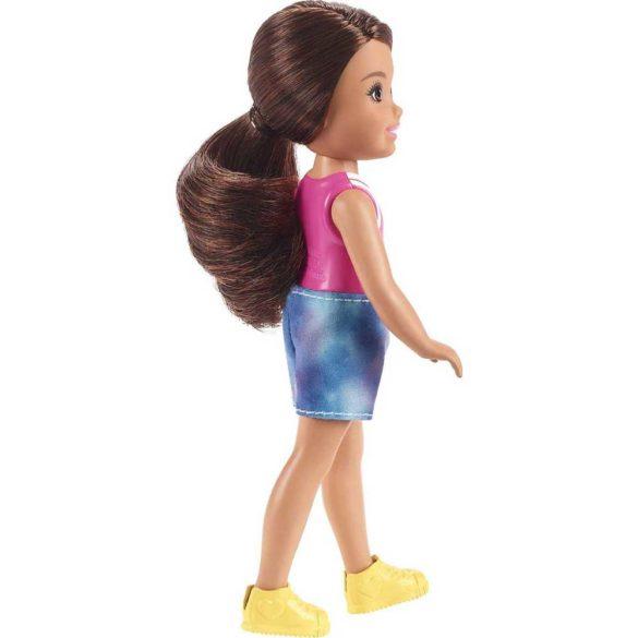 Barbie Club Chelsea Papusa cu Skate si Catelus 4