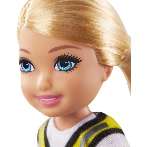 Barbie Papusa Chelsea Pot sa Fiu Constructor 2