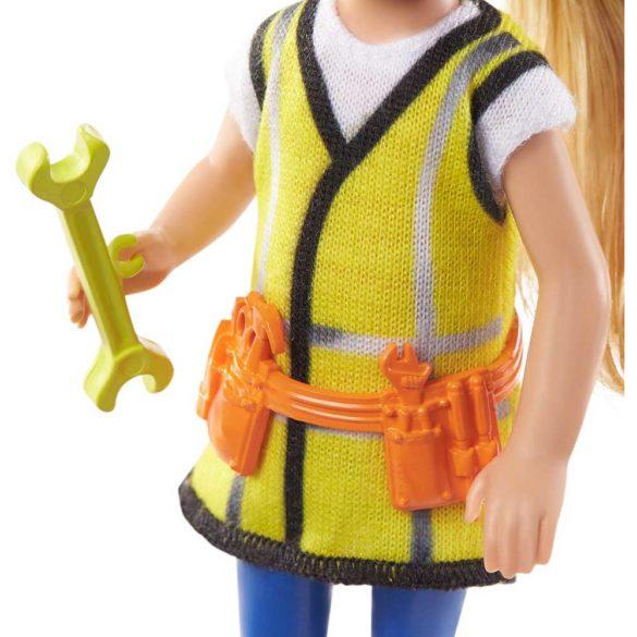 Barbie Papusa Chelsea Pot sa Fiu Constructor 3